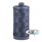 Aurifil 28 Cotton Thread - 1158 (Dark Slate Grey)